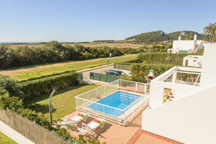Villa Cal Peixito, Son Bou, Menorca, Spain