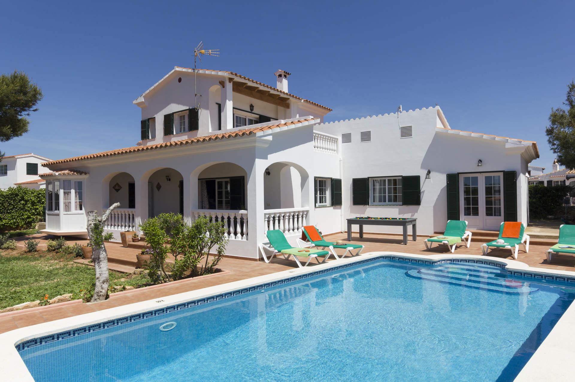 Villa Camelias, Binibeca, Menorca, Spain