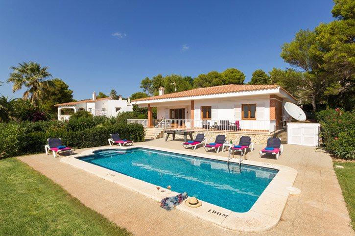 Villa Camomila Tomas, Santo Tomas, Menorca, Spain