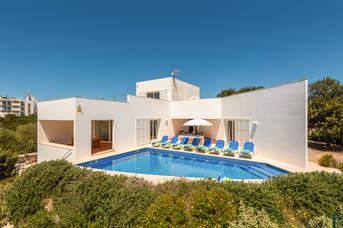 Villa Canalo, Calan Forcat, Menorca, Spain