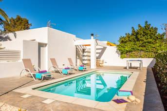 Villa Ca Na Margarita, Cala Blanca, Menorca, Spain