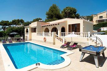 Villa Canela, Son Bou, Menorca, Spain