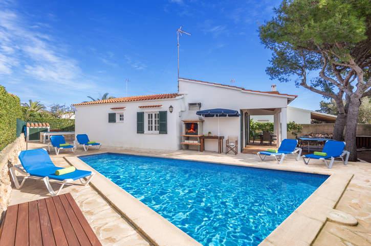 Villa Can Jose, Calan Blanes, Menorca, Spain
