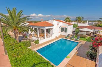Villa Carpe Diem, Calan Porter, Menorca, Spain