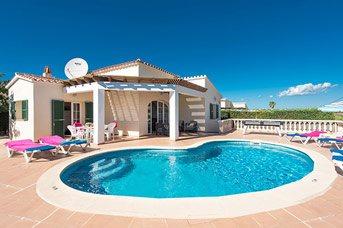 Villa Cassia, Calan Porter, Menorca, Spain