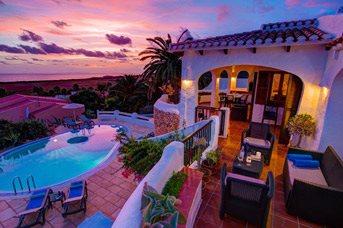 Villa Corina, Son Bou, Menorca, Spain