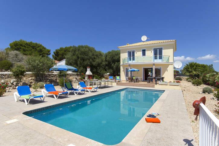Villa Cresta, Son Bou, Menorca, Spain