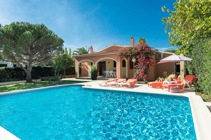 Villa Danimar, Calan Bosch, Menorca, Spain