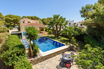 Villa Casa De Los Suenos, Addaia, Menorca, Spain