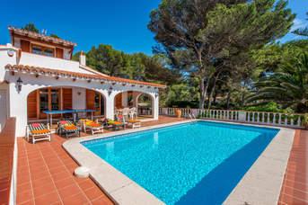 Villa Diana, Son Parc, Menorca, Spain