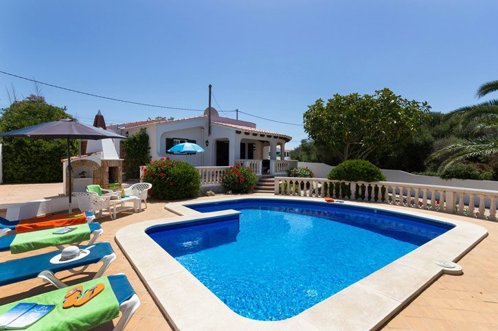 Villa DosMas, Calan Porter, Menorca, Spain