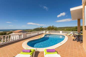 Villa Elena, Son Bou, Menorca, Spain