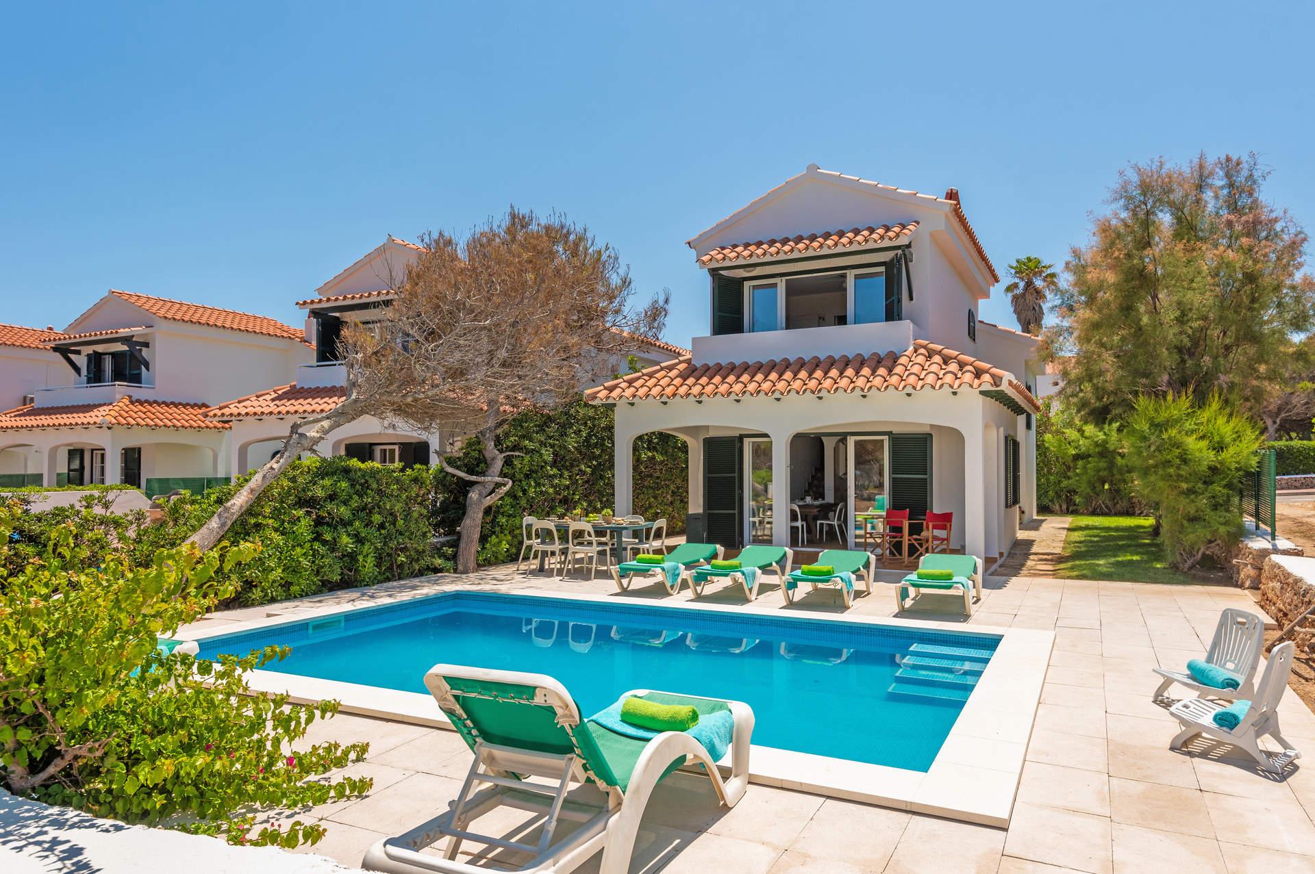 Villa Elsie, Arenal den Castell, Menorca, Spain