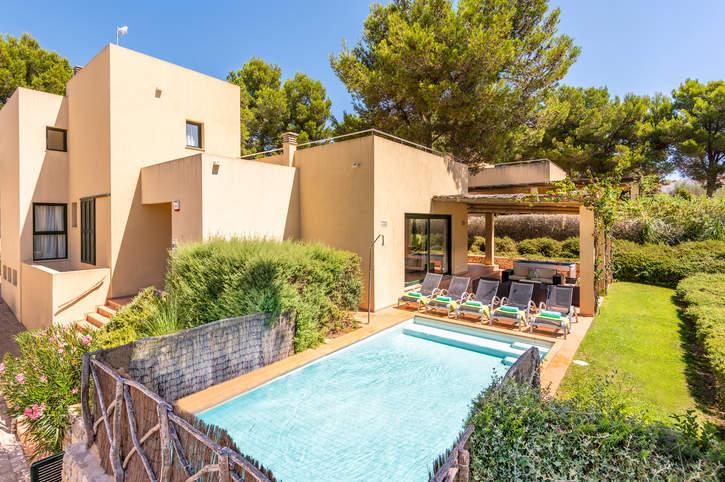 Villa Erik, Cala Galdana, Menorca, Spain