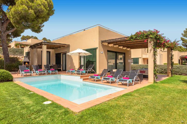 Villa Ethan, Cala Galdana, Menorca, Spain