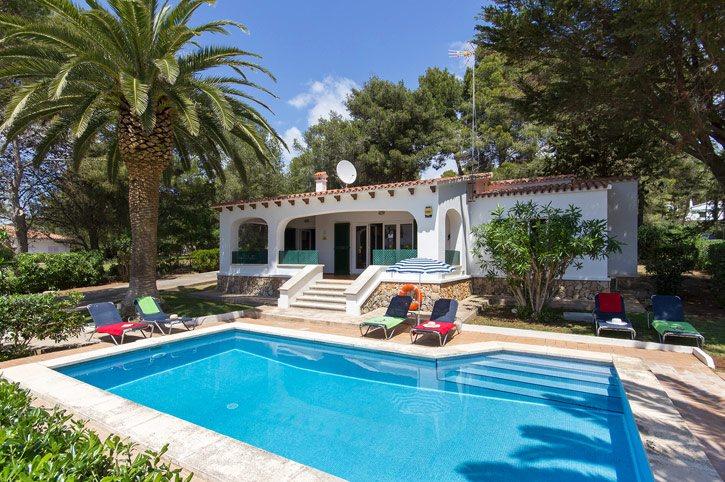 Villa Evita, Santo Tomas, Menorca, Spain