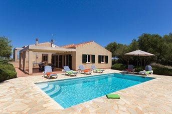 Villa Flomertor III, Calan Blanes, Menorca, Spain