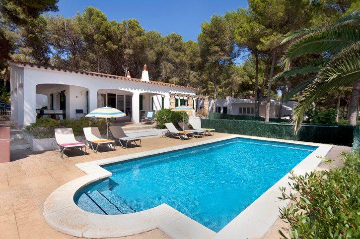 Villa Gabriella, Santo Tomas, Menorca, Spain