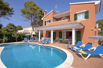 Villa Gabriel Son Parc, Son Parc, Menorca, Spain