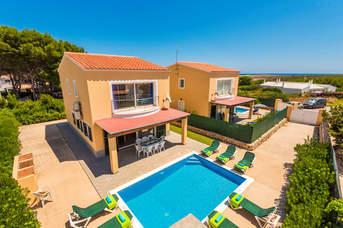 Villa Garbo, Arenal den Castell, Menorca, Spain