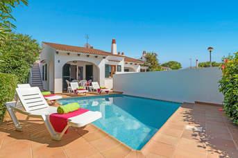 Villa Gavina, Cala Blanca, Menorca, Spain