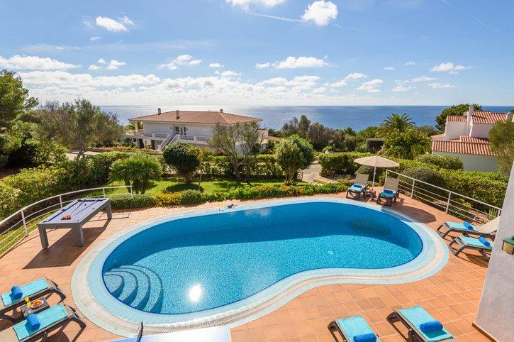 Villa El Gecko, Santo Tomas, Menorca, Spain