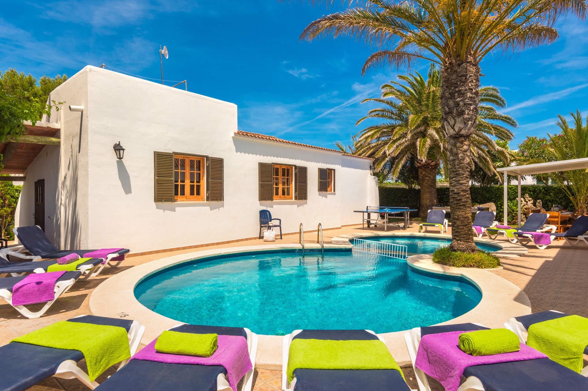 Villa Gemini, Cala Blanca, Menorca, Spain