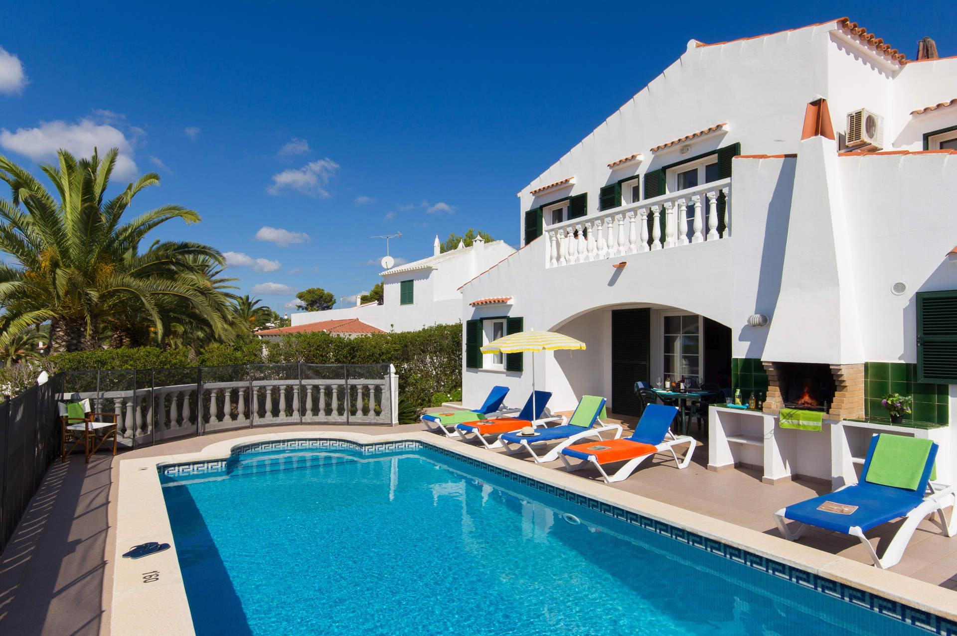 Villa Girasol, Son Bou, Menorca, Spain