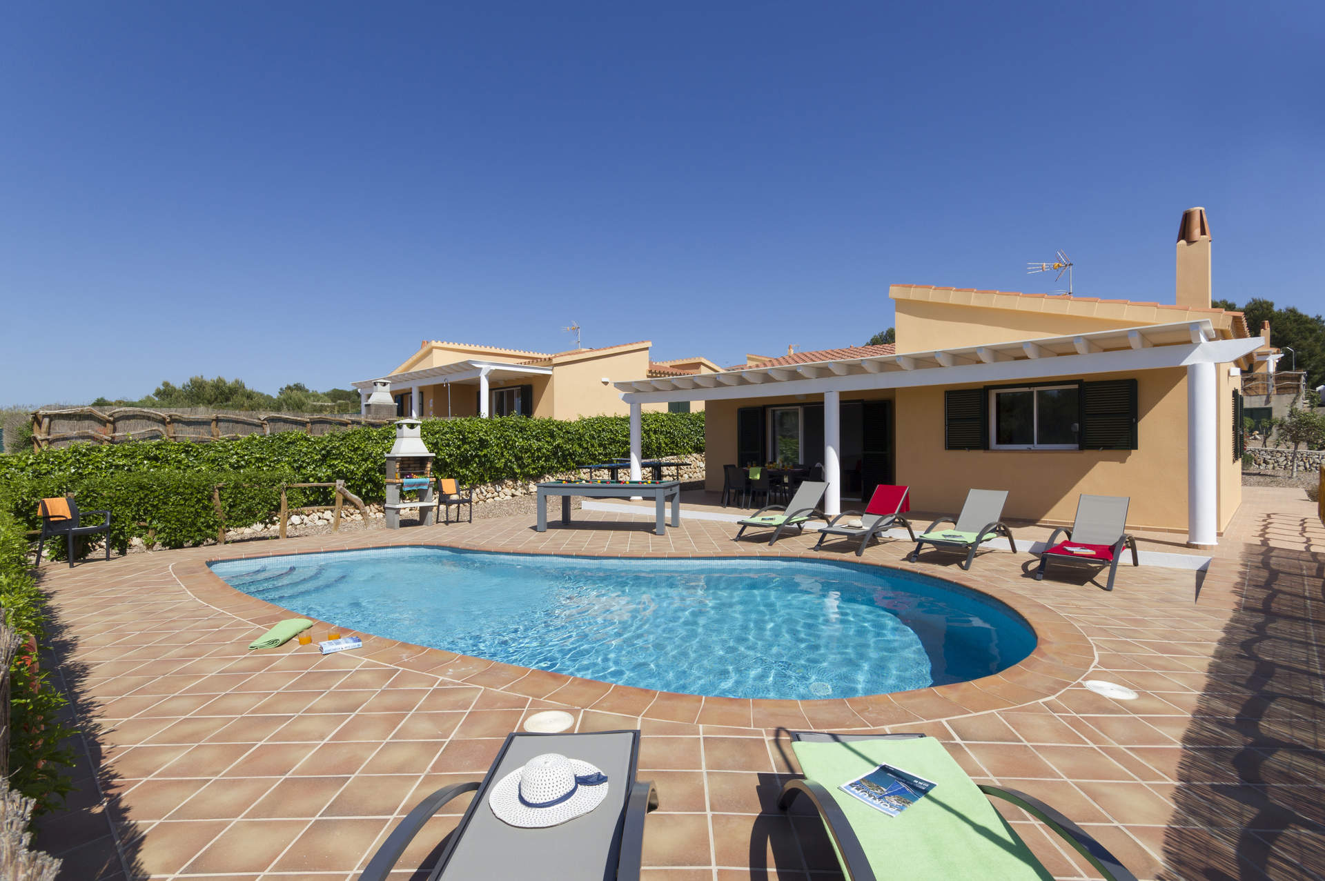 Villa Hiedra, Son Bou, Menorca, Spain