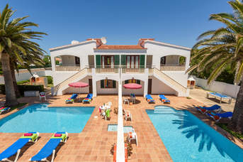 Villa Imogen, Calan Bosch, Menorca, Spain