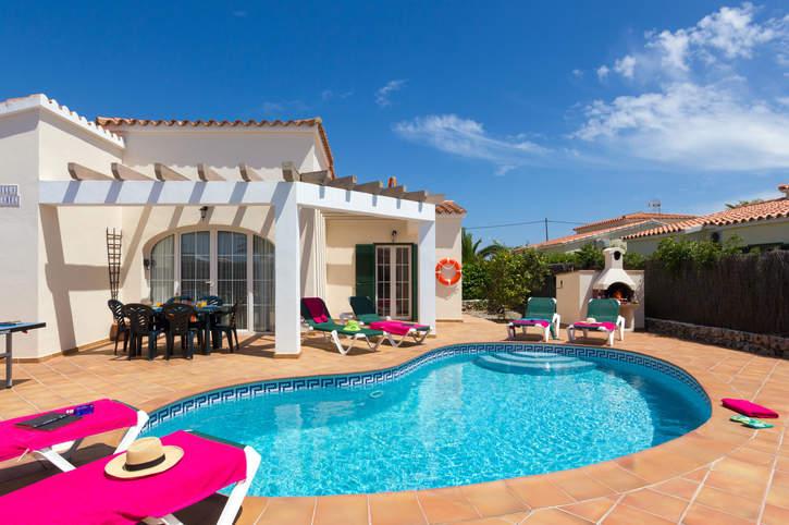 Villa Isabel, Calan Porter, Menorca, Spain