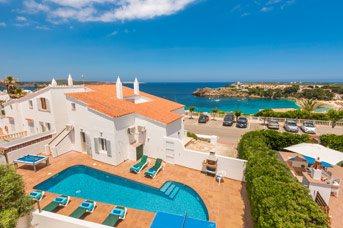 Villa Jaime, Arenal den Castell, Menorca, Spain