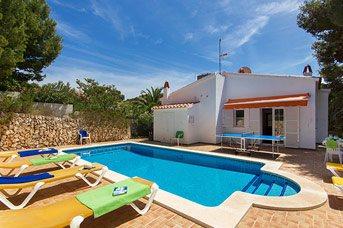 Villa Jose, Arenal den Castell, Menorca, Spain
