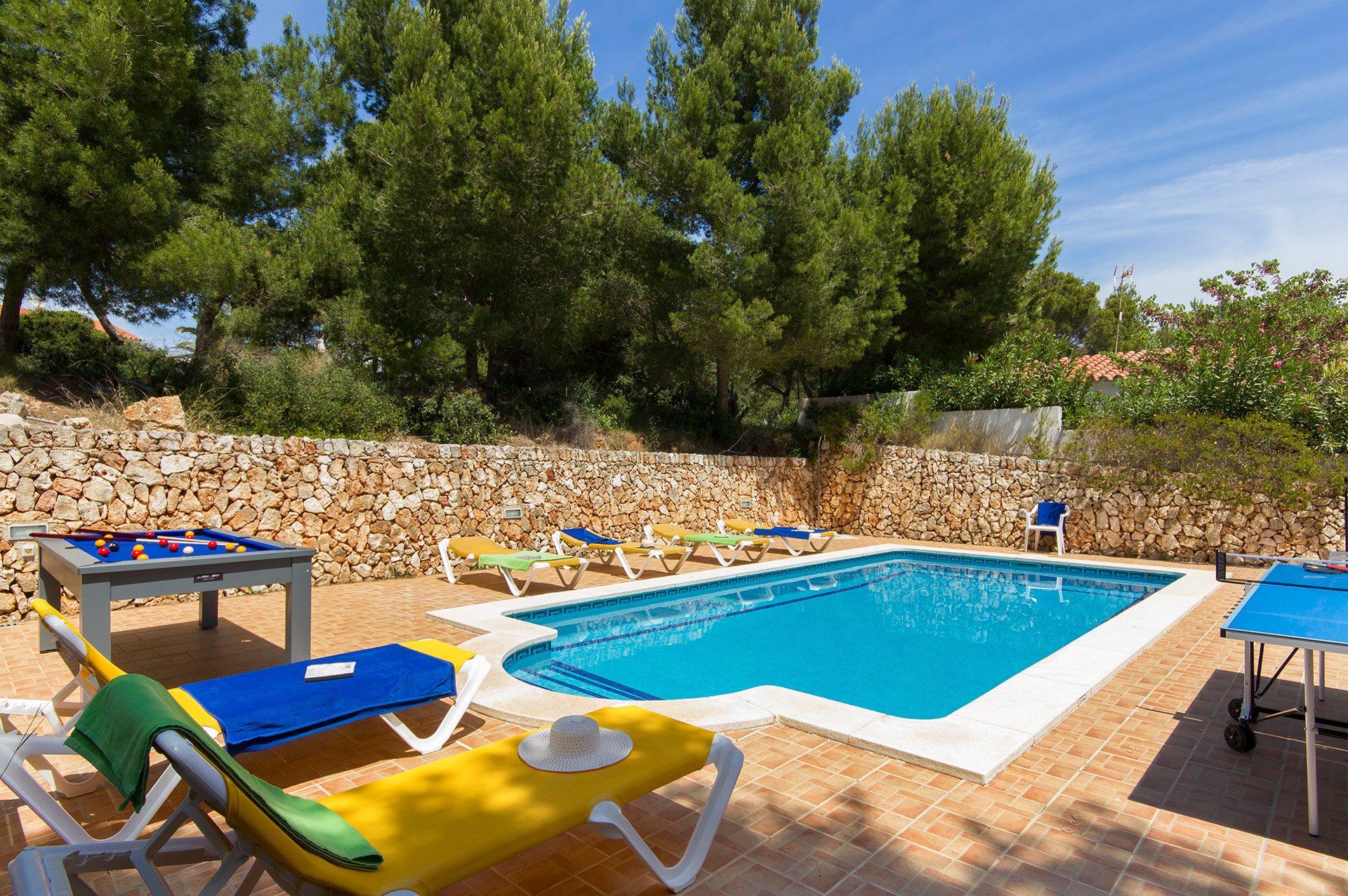 Villa Jose In Arenal Den Castell Menorca Villa Plus