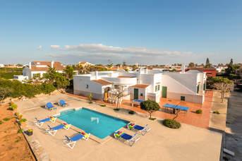 Villa Juanita Forcat, Calan Forcat, Menorca, Spain
