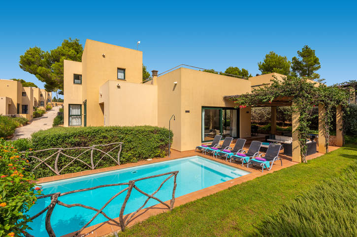 Villa Julietta, Cala Galdana, Menorca, Spain