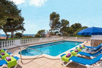 Villa Julio, Santo Tomas, Menorca, Spain