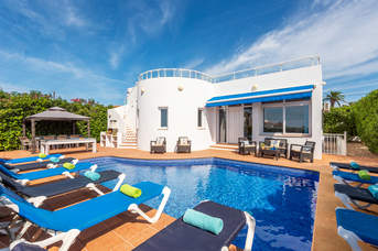 Villa La Joya, Calan Porter, Menorca, Spain