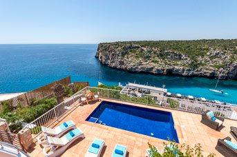 Villa La Mar, Calan Porter, Menorca, Spain