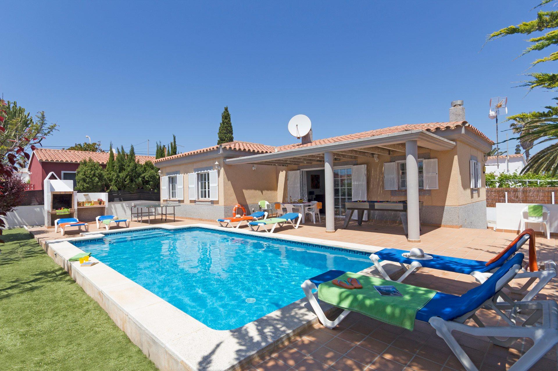 Villa Lantana, Calan Porter, Menorca, Spain