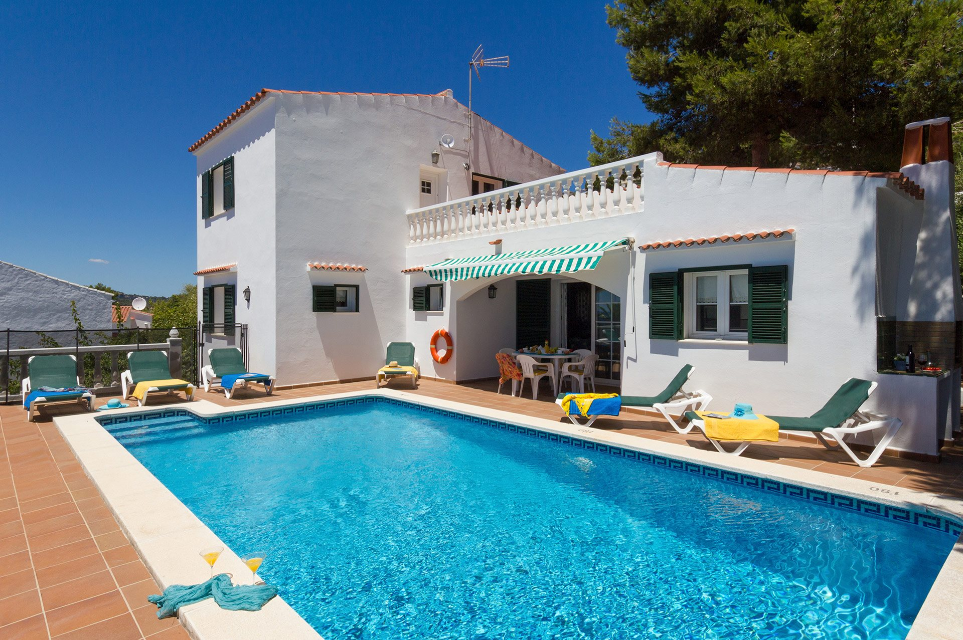 Villa Laurel, Son Bou, Menorca, Spain