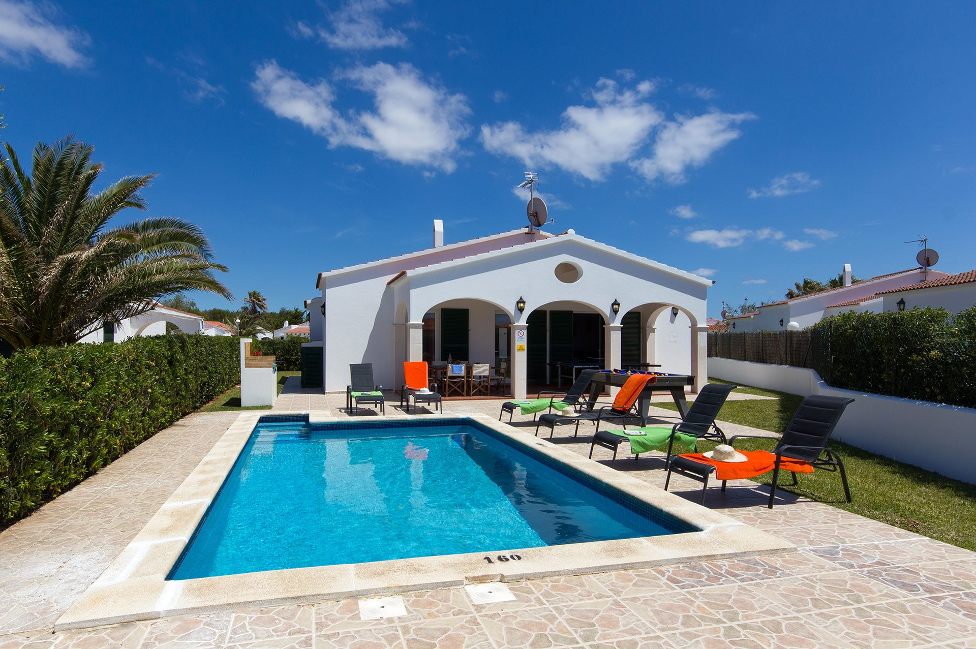 Villa Llentrisca, Calan Bosch, Menorca, Spain