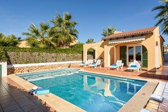Villa Mango, Calan Bosch, Menorca, Spain