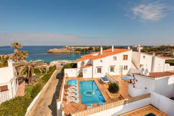 Villa Marga, Arenal den Castell, Menorca, Spain