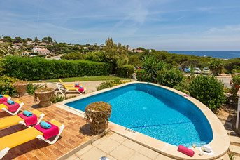 Villa Margaritas, Binibeca, Menorca, Spain