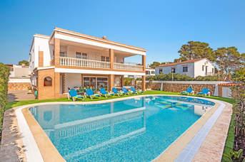 Villa Maria Isabel, Cala Blanca, Menorca, Spain