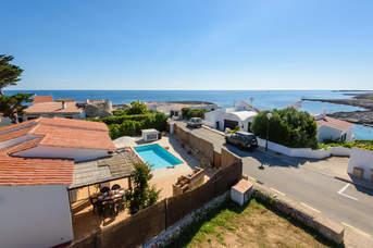 Villa Marina Way, Punta Prima, Menorca, Spain
