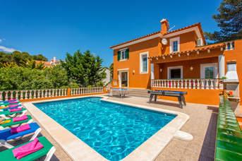 Villa Marino, Son Parc, Menorca, Spain