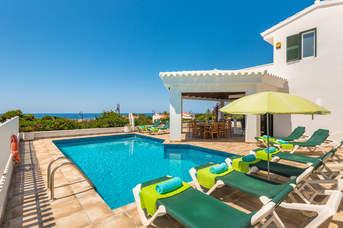Villa Marisol Mar, Binibeca, Menorca, Spain