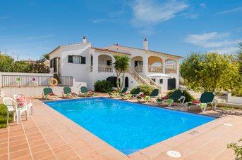 Villa Marques, Calan Porter, Menorca, Spain